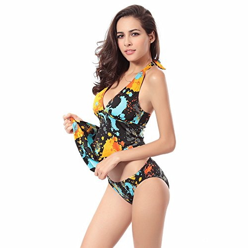 gritu-womens-floral-print-one-piece-swimwear-swimsuit-beachwear-black-l