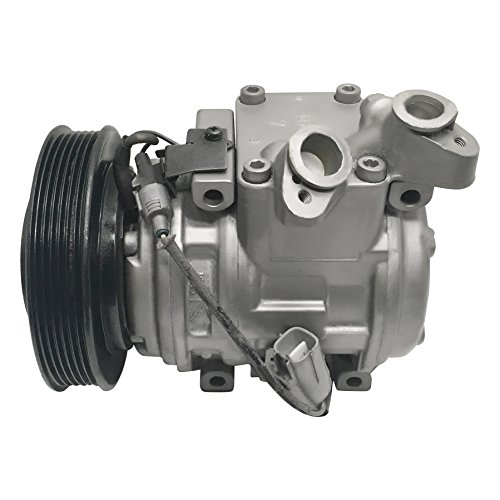 RYC Remanufactured AC Compressor and A/C Clutch GG320 -