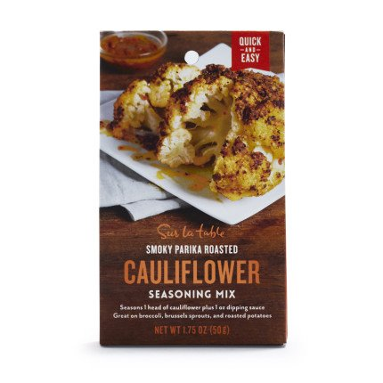 Sur la table smoky paprika roasted cauliflower seasoning for Sur la table food scale