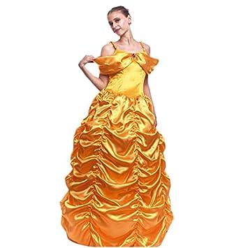 Disfraz Princesa Bella para Mujer (S): Amazon.es: Juguetes y ...