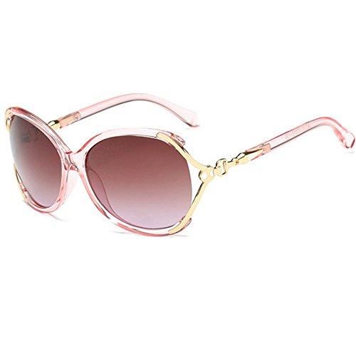 Aoligei Bouton de verrouillage Fashion Ladies lunettes de soleil lunettes de soleil g2VRXBW14E