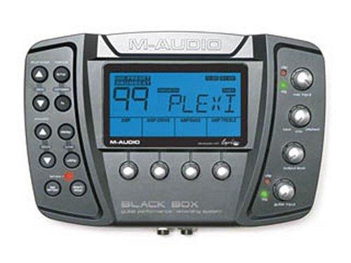 M-AUDIO エフェクト機能レコーディングインターフェース Black Box MBBC B000FHP0G2