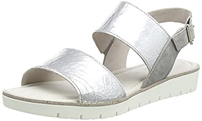 Gabor Women's Fashion Wedge Heels Sandals: Amazon.co.uk: Shoes & Bags