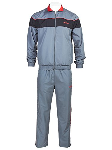 Spalding Mens Athletic Jacket and Pants Sports Training Track Suit Set (See More Colors and Sizes)