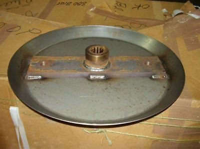 DN Equipment Rotary Cutter Blade Pan (Stump-jumper) for 4...