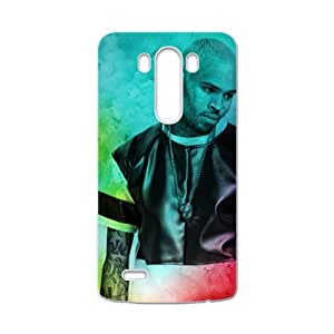 Chris Brown Phone Case for LG G3 Case