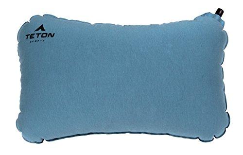 TETON Sports ComfortLite Self Inflating Organic Cotton Pillow