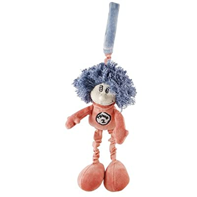 miYim Stroller Toy, Dr. Seuss Thing 2 : Baby Stroller Toys : Baby