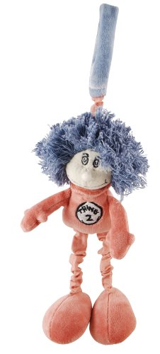 MiYim Stroller Toy, Dr. Seuss Thing 2