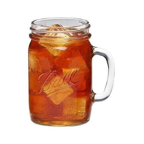 glass ball jars wide mouth - 9