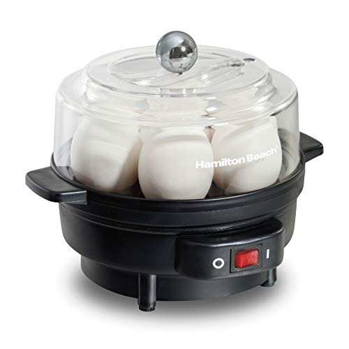 Hamilton Beach Electric Egg Cooker and Poacher for Soft