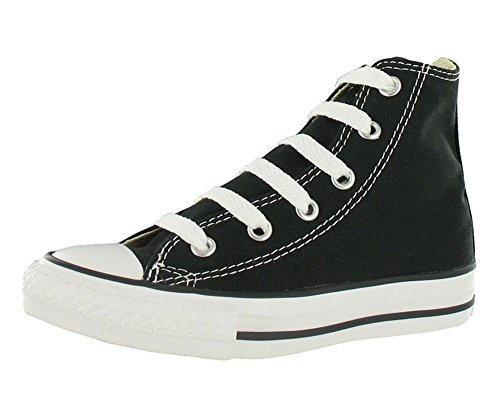 Converse Chuck Taylor All Star Hi Shoe - Kids' Black, 2.0 Converse High Tops Girls