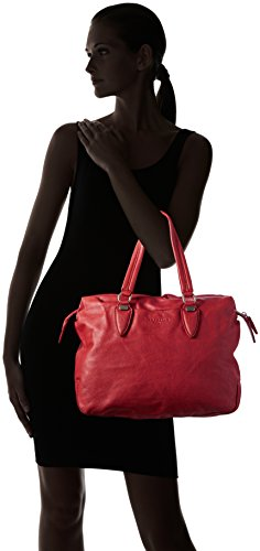 Liebeskind Berlin Yamagata Borse A Tracolla Donna Rosso rot cherry Blossom Red 3532