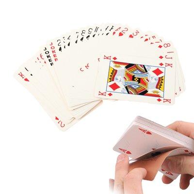 Cartas de póquer ultra delgadas Juegos de magia encantadores ...
