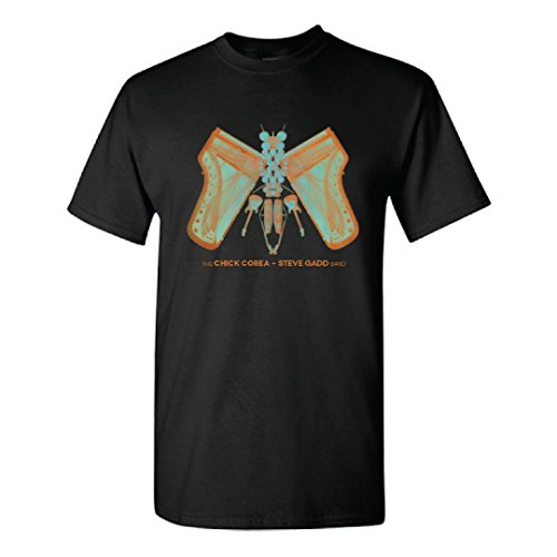 Chick Corea Medium Chinese Butterfly T-Shirt