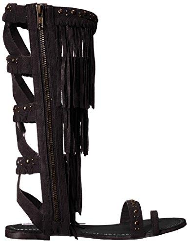 Not Rated Women's Azelea Gladiator Sandal Black lSkYGPlZN