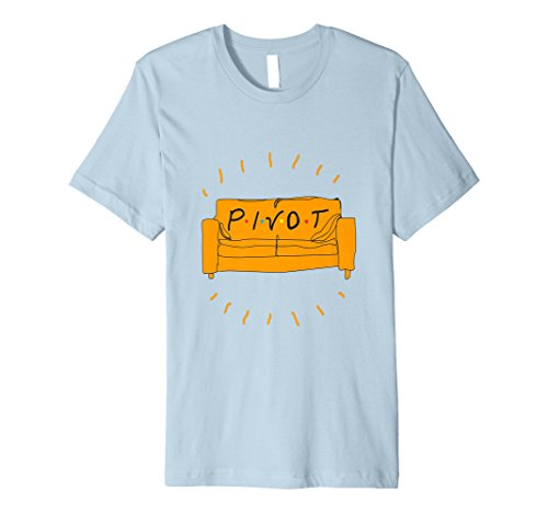 Pivot the couch moving day t-shirt for man and women