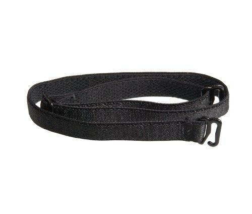 Black Straps Bra - Divas Bra Straps Women's Removable Replacement Bra Straps  - Black - 10mm Wide