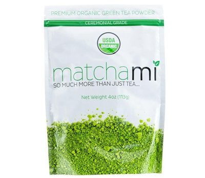 Cheap Ceremonial Grade Matcha Green Tea Powder USDA Organic by Teami Blends – Best for a Smoothie Drink, Latte, Ice Cream, Baking a Cake, Snacks, and Any Other Culinary Blend