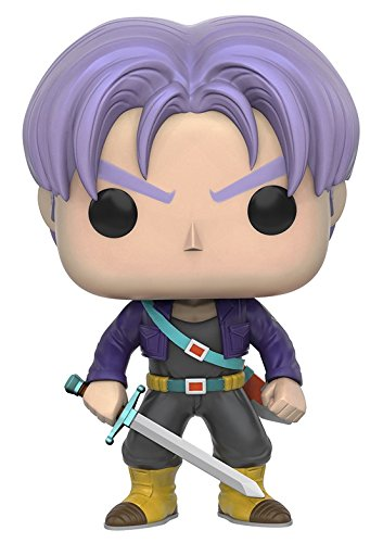 Funko-POP-Anime-Dragonball-Z-Trunks-Action-Figure