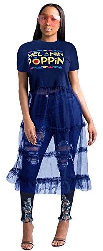 lace paneled bodycon dress - 4
