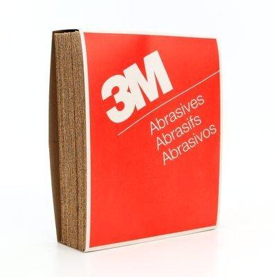 3m Aluminum Oxide Production Sandpaper 36 D 9'' X 11'' Wood