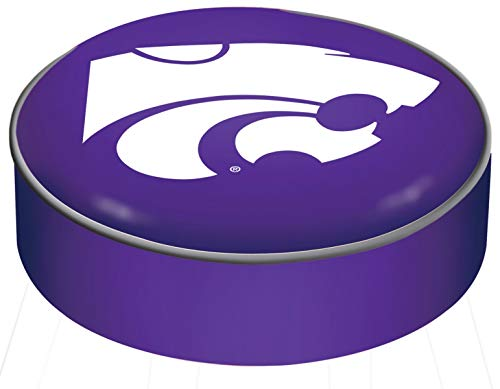 NCAA Kansas State Wildcats Bar Stool Seat Cover