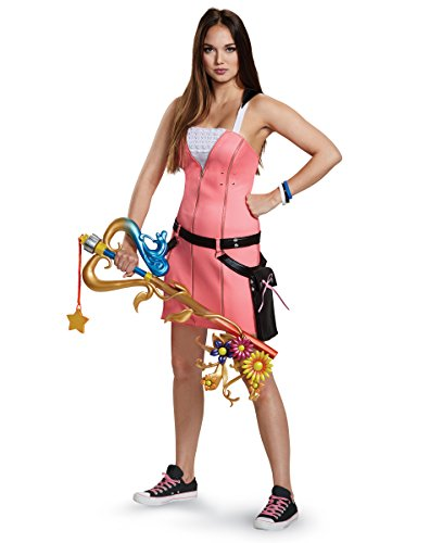 Spirit Halloween Adult Kairi Costume Deluxe – Kingdom Hearts