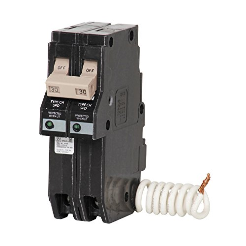 (Eaton CH230SURCS Circuit Breaker and Surge Protective Device)