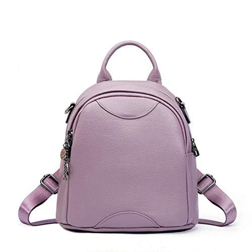 color Magai Viaggio Black Purple Per Borsa Anti furto A Tracolla Zaino Da fvxrgfq7wz