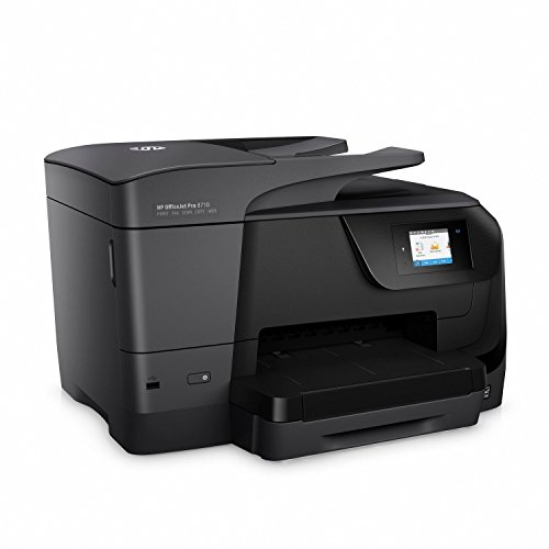 HP OfficeJet Pro 8710 All-in-One Printer (Certified Refurbished) by HP (Image #4)