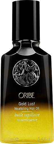 - ORIBE Gold Lust Nourishing Hair Oil, 3.4 Fl Oz