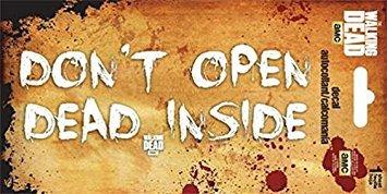 Sandylion The The Walking Dead Removable - Window Opulence
