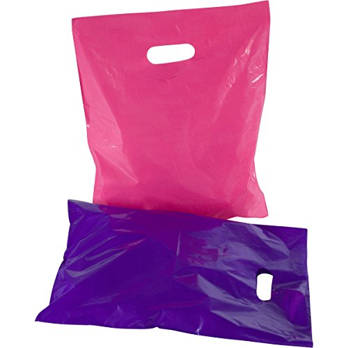 Colored Plastic Bags - 6