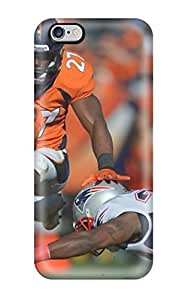 Premium Denverroncos Back Cover Snap On Case For Iphone 6 Plus