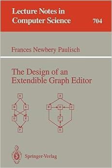 Pagina Descargar Libros The Design Of An Extendible Graph Editor Fariña Epub