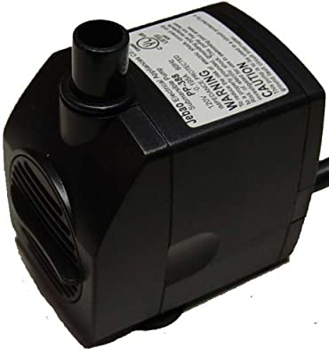 Jebao 388LV Fountain Pump (198GPH) Indoor Pump