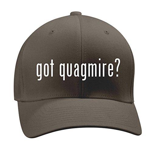 got quagmire? - A Nice Men's Adult Baseball Hat Cap, Dark Grey, Small/Medium