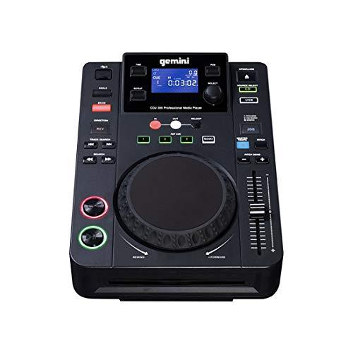 CDJ Profissional com CD Player Gemini CDJ-300