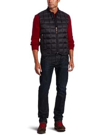 Woolrich Men's Exposure Vest, Black, Small