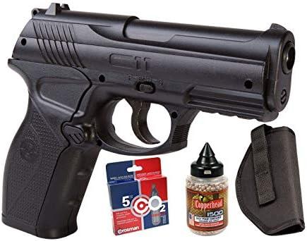 Crosman Semi-Auto Air Pistol - 10150603 , B01EGB00G2 , 285_B01EGB00G2 , 0 , Crosman-Semi-Auto-Air-Pistol-285_B01EGB00G2 , fado.vn , Crosman Semi-Auto Air Pistol