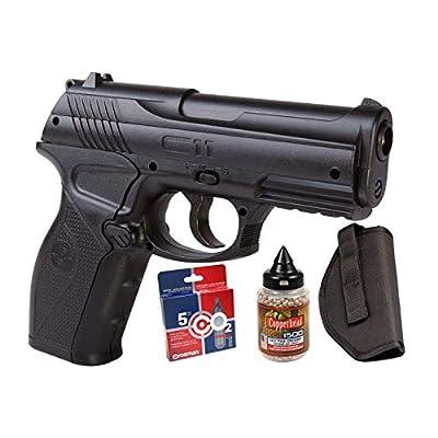 Crosman Semi-Auto Air Pistol - 4037171 , B01EGB00G2 , 454_B01EGB00G2 , 46.99 , Crosman-Semi-Auto-Air-Pistol-454_B01EGB00G2 , usexpress.vn , Crosman Semi-Auto Air Pistol