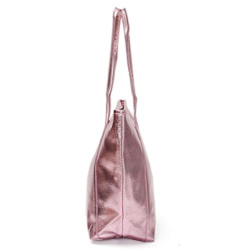 Delle Qualità Stilista Ourbag Big Signore Elegante Donne Bags Rosa Borsa Di XxEwA4