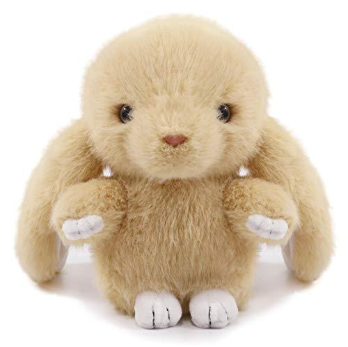 Ice King Bear Long Ears Stuffed Rabbit Plush Toys - Soft Small Baby Animals -