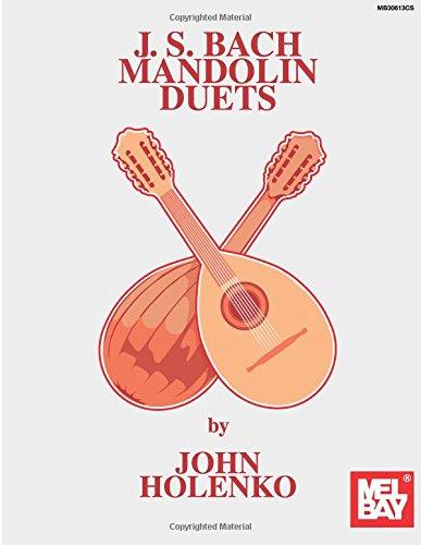 J.S. Bach Mandolin Duets