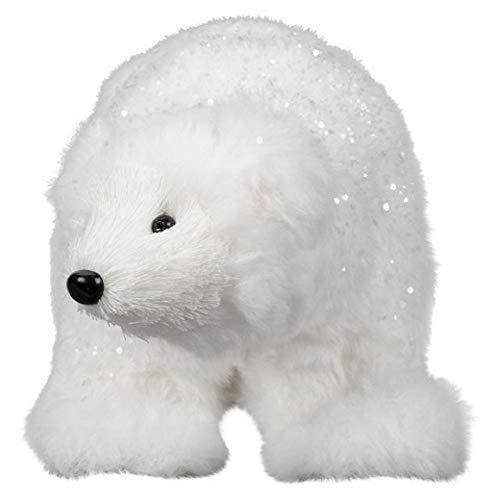Darice Christmas Polar Bear, Small White