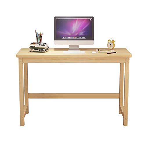 huge discount e2040 df479 Amazon.com: CJC Table Furniture Pine Wood Laptop Wooden ...