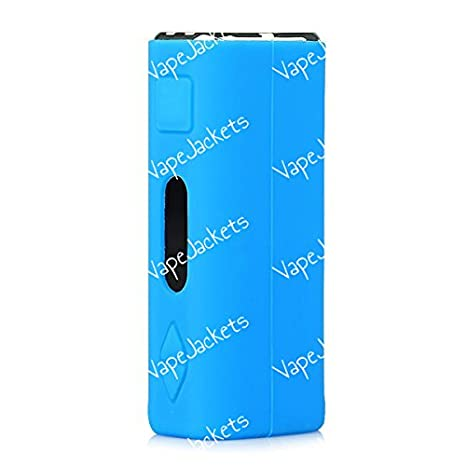 Official iStick 20w / 30w Silicone Protective Gel Skin Case Cover Fits Both 20 and 30 Watt Mod (Onyx Black)