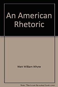 American Political Rhetoric by Lawler - American Book Warehouse