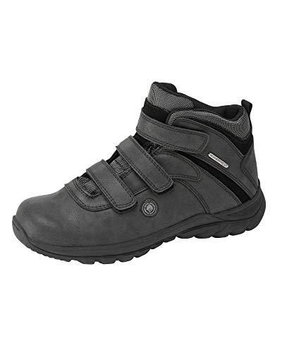 Cotton Unisexe Noires Traders Impermables Chaussures Ajustables De Marche 7r7SxA
